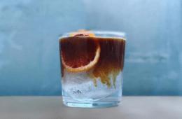 Espresso&Tonic at Koppi Roasters