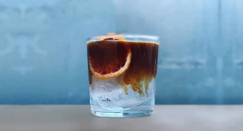 Espresso&Tonic - A Story & Recipe