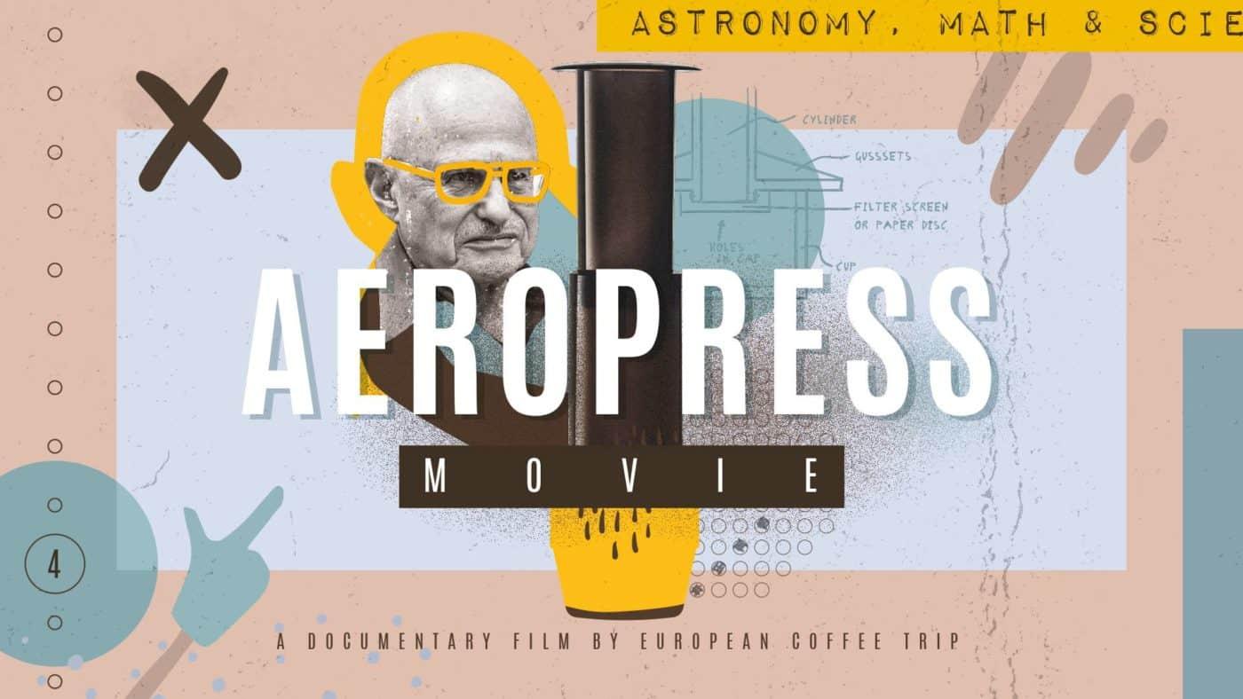 AeroPress Movie premiere