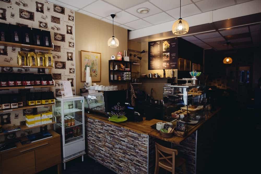 Coffee in Helsinki