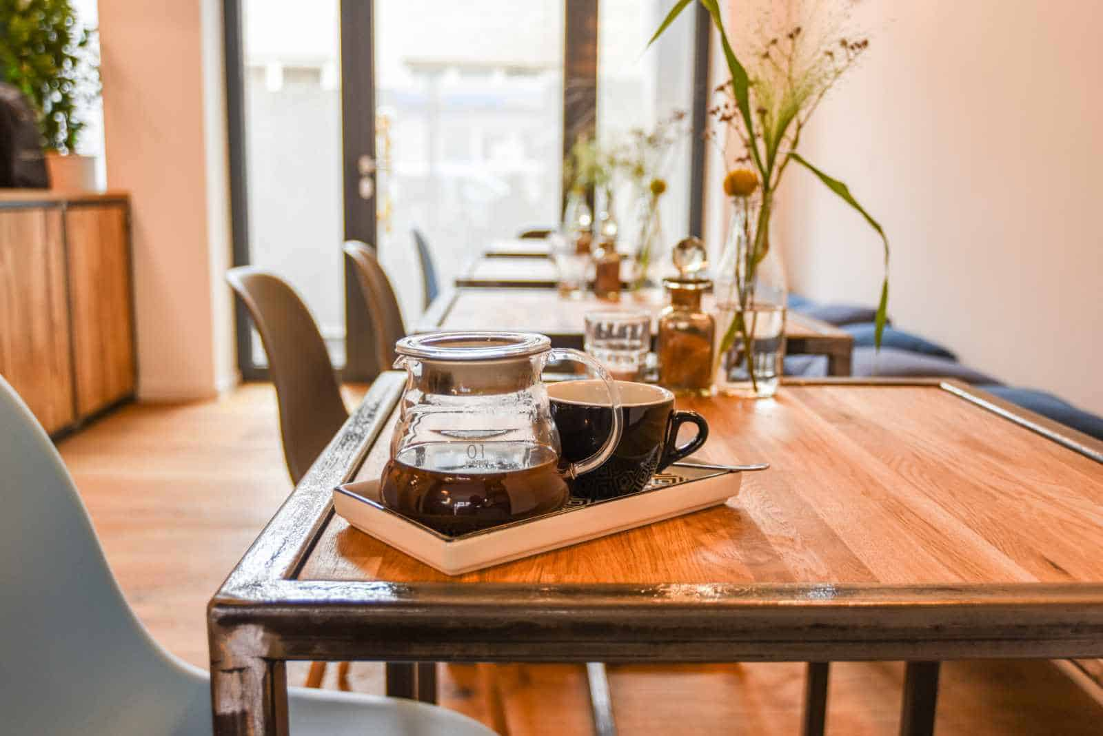 Five newest cafe openings in frankfurt