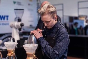 Agnieszka Kruk, Barista Stories, Elbgold Hamburg