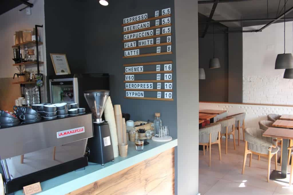 Speciality Cafes Oradea, Romania