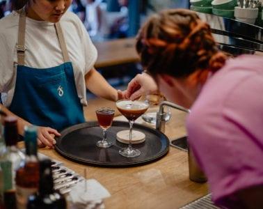 Coffee Cocktails, Happy Baristas, Berlin