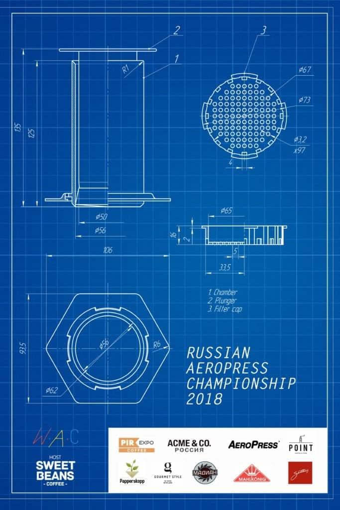 2018 World AeroPress Championship