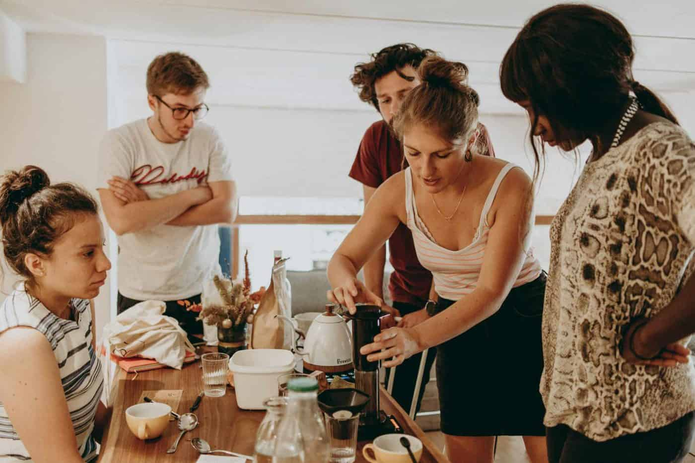 Laure Jubert, Barista Stories, SIP Coffee Bar