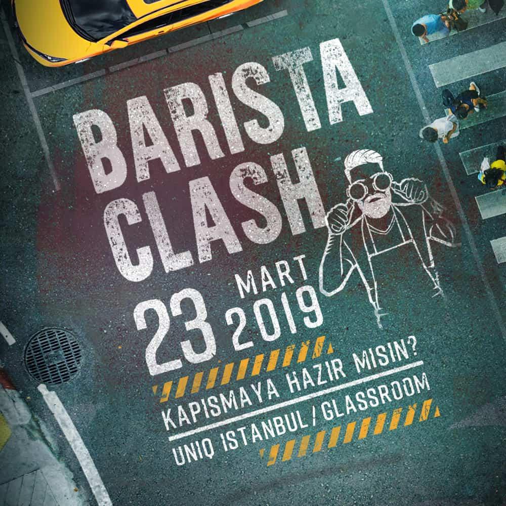 Barista Clash - Istanbul