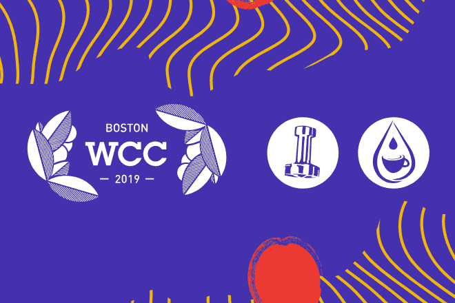 World Coffee Championships 2019 in Boston