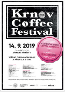Krnov Coffee Festival 2019