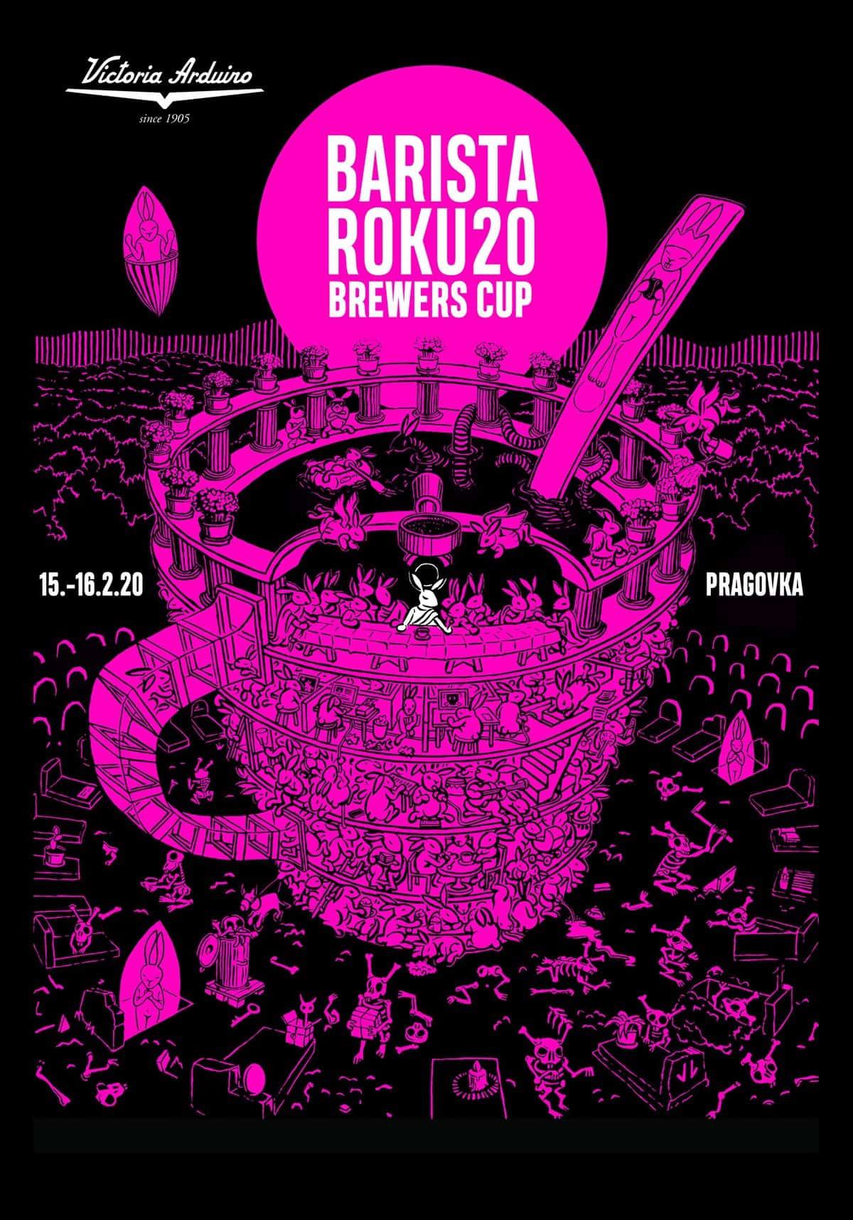 Barista Roku 2020 - Czech Coffee Championships 2020