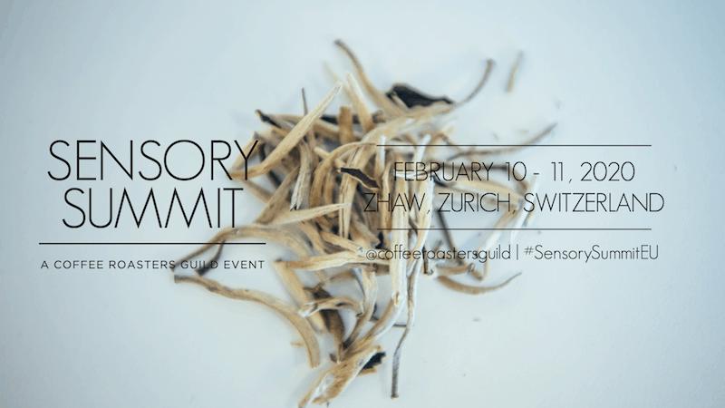 Sensory Summit EU by The Coffee Roasters Guild