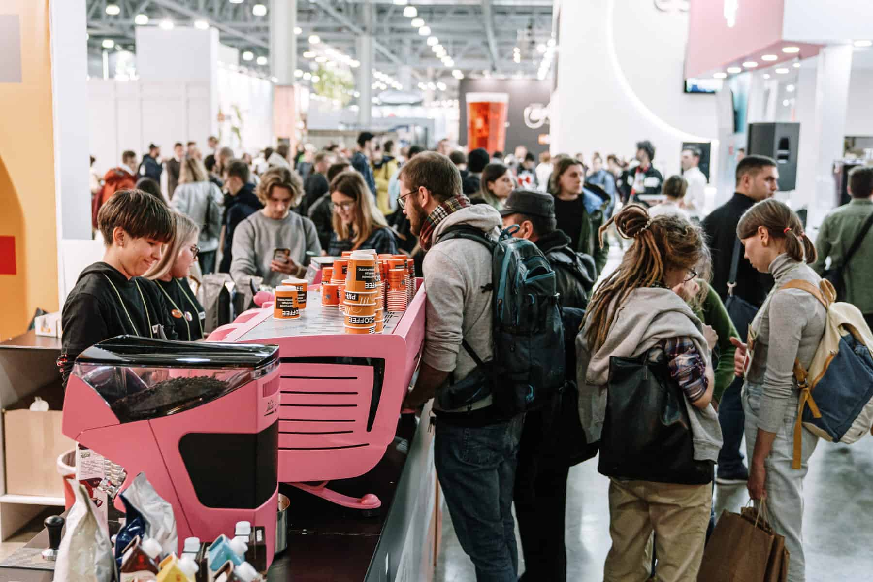 PIR COFFEE Expo Moscow