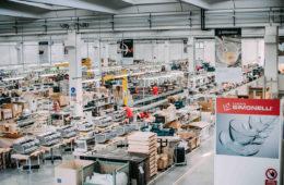 Simonelli Group Facility for Nuova Simonelli and Victoria Arduino machines