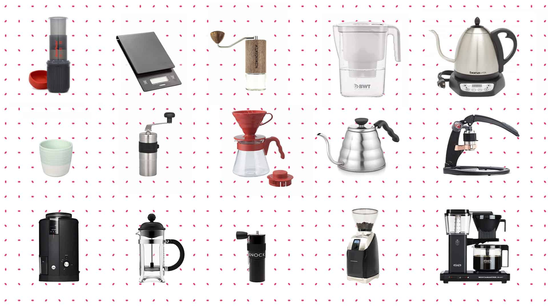 Best Coffee Brewing Equipment on Any Budget