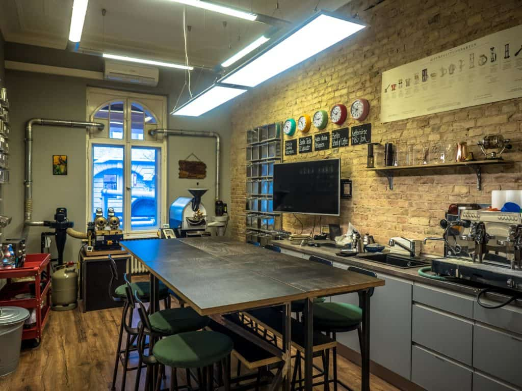 How To Become A Specialty Coffee Roaster - Berlin School of Coffee
