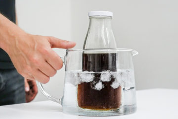 Cold Coffee Recipe by European Coffee Trip