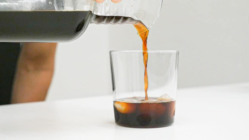 Cold Brew Coffee Concentrate from TODDY Cold Brew System