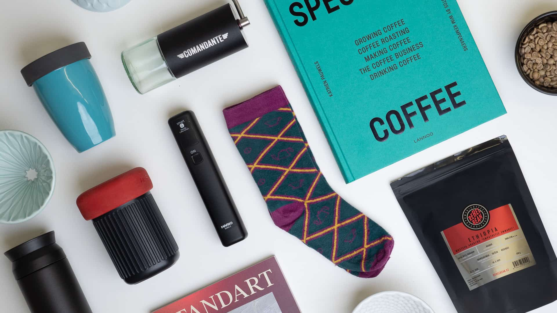 13 Coffee Gift Ideas (2020 Edition) - Cover Photo