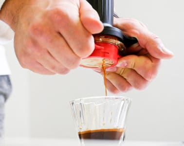 Cafflano Kompresso Review - European Coffee Trip