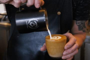 Barista Morning Routine Explained w/ Alan Jarrar - 50percentarabica