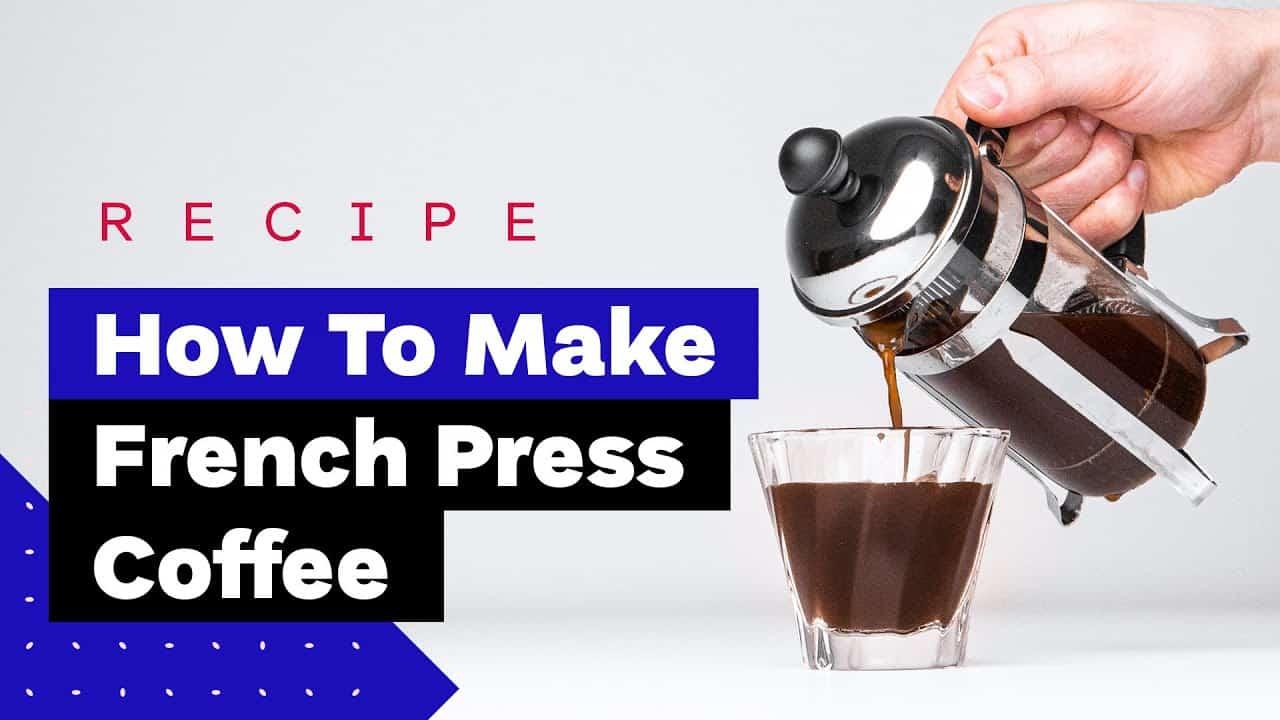 How To Make French Press Coffee Like a Pro  European Coffee Trip