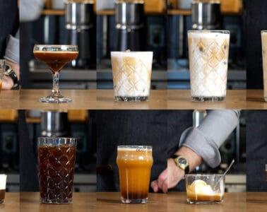 All Iced Coffee Drinks Explained - European Coffee Trip
