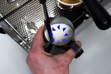 How To Steam Milk For Latte Art