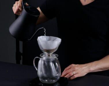 V60 in Wonderland coffee dripper review