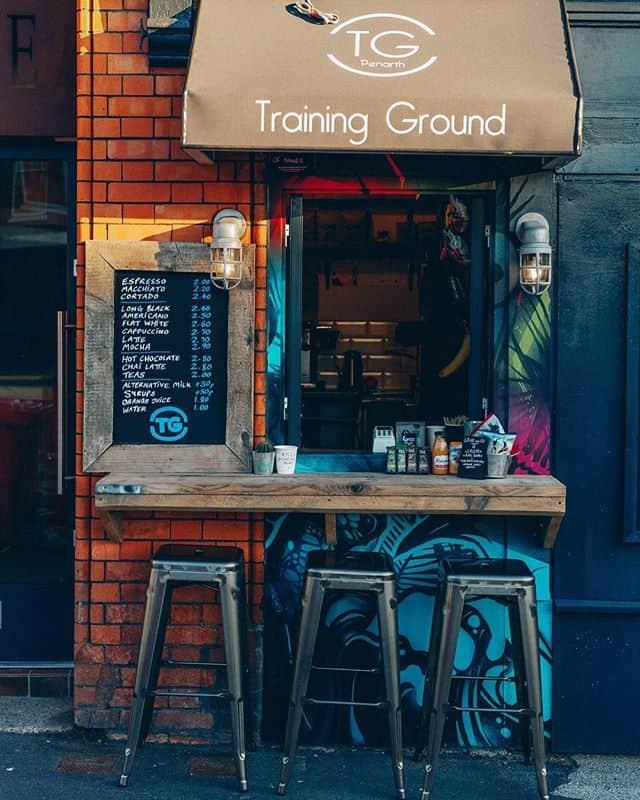 Training Ground - Penarth, United Kingdom