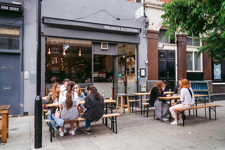 Friends of Ours - London, United Kingdom   European Coffee Trip